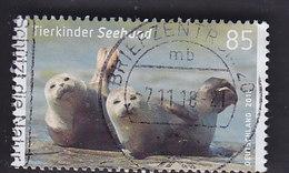 Allemagne: Bébés Animaux: Phoques Communs  YT 3135 - [7] République Fédérale