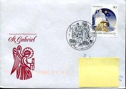 44554 Austria, Special Postmark   25.12.2018  Christkindl,  Circuled Cover - Christianisme