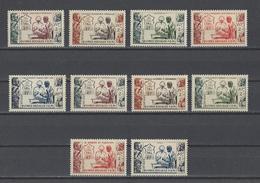 FRANCE Colonies Oeuvres Sociales.  YT   Neuf **  1950 - 1950 Œuvres Sociales De La France D'Outre-Mer