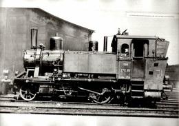 Photographie D'une Locomotive OBB 770.95 - Reproduction - Reproductions