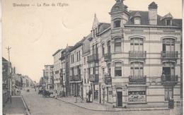 Wenduine - Wenduyne - Kerkstraat - Rue De L' Eglise - 1912 - Wenduine