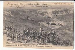 CPA Maroc - Compagnie Du Génie Stationnant Dans L'Oued Aghbal  ( 10 Mai 1914 )   :  Achat Immédiat - Maroc