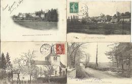 9140 - Lot De 100 CPA Nièvre - Pas Nevers - Nevers
