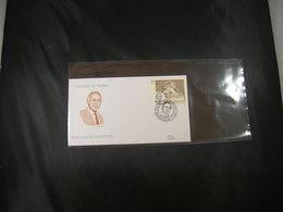 """BELG.1996 2696 FDC:"""" Dag Van De Postzegel - Meester Graveerder Constant Spinoy- Journée Du Timbre 1996 """" - 1991-00"""