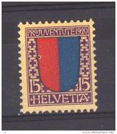 Suisse  :  Yv  178  ** - Pro Juventute