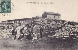 Haute-Savoie - Le Parmelan - Le Chalet-Hôtel - Frankreich