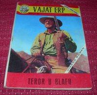 Burt Lancaster VAJAT ERP Yugoslavian From 1969 VERY RARE - Books, Magazines, Comics