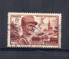 Francia - 1953 - In Memoria Del Generale Leclerc - Usato - (FDC15162) - Francia
