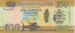 100 DOLLARS 2015 - Solomonen