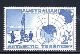 Territoire Antarticque Australien - N°1 ** (1957) Exploration - Neufs