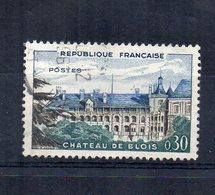Francia - 1960 - Castello Di Blois - Usato - (FDC15163) - Francia