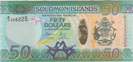 50 DOLLARS 2015 - Solomon Islands