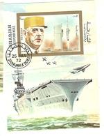 Sharjah- Charles De Gaulle- Porte Avions - De Gaulle (General)
