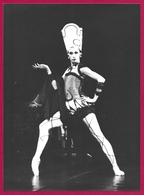 Photographie Signée Lavolé à Paris - Thème Opéra - Ghislaine Thesmar Dans Le Fils Prodigue - Célébrités