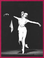 Photographie Signée Lavolé à Paris - Thème Opéra - Jean Guisérix Et Dominique Khalfouni Dans Ivan Le Terrible - Célébrités