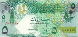 5 RIYALS 2003 - Qatar