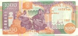 1.000 SHILLINGS 1996 - Somalia