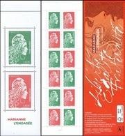 France Carnet Composition N° BC 1525 A ** (Comprend Les N° 5252 - 5253 - 5286 Et 5287) MARIANNE L'ENGAGÉE - Other
