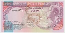 500 DOBRAS 1993 - Sao Tomé Et Principe