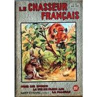 Le Chasseur Français N°666 Août 1952 - Fischen + Jagen
