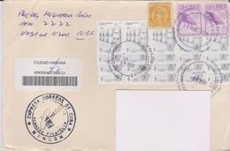 CUBA, Affranchissement Composé, Animal, Lamantin, Exportations Cubaines, Boisson, Rhum - Cuba
