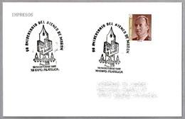 90 Aniversario Del ATENEO DE MAHON. Mahon, Baleares, 1995 - 1991-00 Cartas
