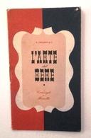 ANNI '50/60 CINZANO COCKTAILS PUBBLICITÀ F. CINZANO & C. L'ARTE DEL BERE. CONSIGLI E RICETTE Milano, Amilcare Pizzi, S.d - Libri Antichi