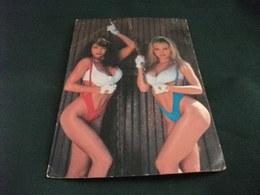 PIN UP COPPIA SEXY PIEGHE GRANDE FORMATO CALIFORNIA GIRLS - Pin-Ups