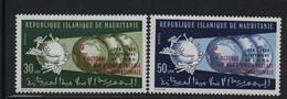 MAURITANIE N° 326/327 ** - UNION POSTALE INTERNATIONALE - Mauritanie (1960-...)
