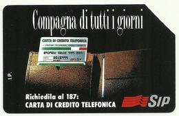 Italia - Tessera Telefonica Da 2.000 Lire N. 216 - Compagna Di Tutti I Giorni - Italia
