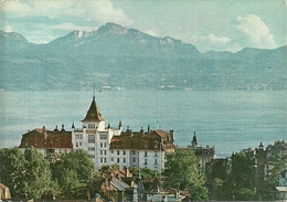 "Lausanne (Vaud, Svizzera) Hotel ""Royal Savoy"" Avenue D'Ouchy - VD Vaud"