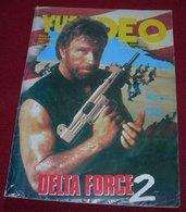 Chuck Norris YU VIDEO Yugoslavian September 1991 - Books, Magazines, Comics