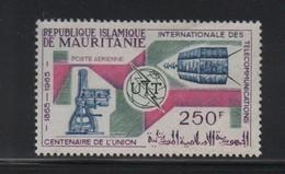 MAURITANIE  PA N°45** - UNION INTERNATIONALE DE TELECOMMUNICATIONS - Mauritanie (1960-...)