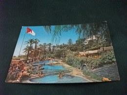 PIN UP BIONDA IN PISCINA ROYAL HOTEL SANREMO LIGURIA - Pin-Ups