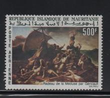 MAURITANIE  PA N°61 ** - TABLEAU : RADEAU DE LA MEDUSE De GERICAULT - Mauritanie (1960-...)