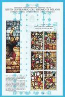Erinnofilo 1985 ANFE Festa S. Ambrogio Fera Di Oh Bej Oh Bej 6° Centenario Duomo - Erinnofilia
