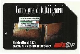 Italia - Tessera Telefonica Da 15.000 Lire N. 220 - Compagna Di Tutti I Giorni - Italia