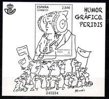 Spain Humour M/S Peridis 2015 MNH - 1931-Hoy: 2ª República - ... Juan Carlos I