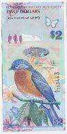 Bermuda P 57 - 2 Dollars 2009 - UNC - Bermudas