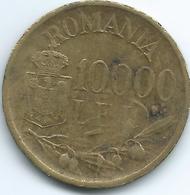 Romania - 1947 - Michael I - 10,000 Lei - KM76 - Rumänien
