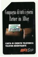 Italia - Tessera Telefonica Da 2.000 Lire N. 23 - Compagna Di Tutti I Giorni - Alto Adige - Italia