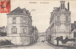 Chalonnes.  Rue Nationale - Chalonnes Sur Loire