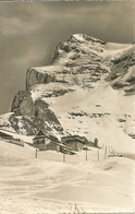 Eigergletscher (Berne, Svizzera) Mit Eiger, Vue Panoramique, Panoramic View, Gesamtansicht - BE Berne