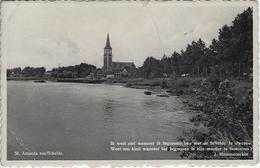 St. Amands  Aan/Schelde.   (gekreukt)  -   1965  Naar  Brussel - Sint-Amands