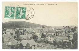 Cpa Nasbinals ( Lozère ) - Vue Générale - France