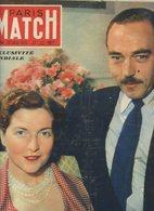 LE PARIS MATCH DE VOTRE NAISSANCE N° 64 DATE DU 10-06-1950..PORT GRATUIT Réf C40 - Livres, BD, Revues