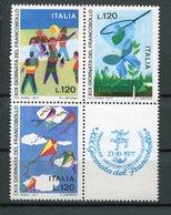 Italia - 1977 - 19° Giornata Del Francobollo ** - 1946-.. République