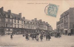50 - CARENTAN - Place De La République - Carentan