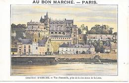 AMBOISE - ( 37 ) - Le Chateau ( Pub Du  Bon   Marche - Amboise