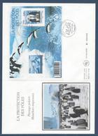 France FDC - Premier Jour - YT N° F 4350 - Grand Format - Protection Des Zones Polaires Et Des Glaciers - 2009 - FDC